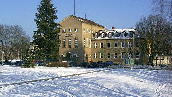 Der große Umbau in Hohen Neuendorf – Aus dem Rathaus wird ein Haus für Bürger