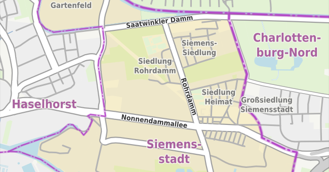 Neues Bauprojekt in Berlin: Siemensstadt 2.0